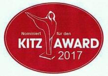 """NOMINIERUNG FÜR DEN KUNSTPREIS """"KITZ ART AWARD 2017"""""""