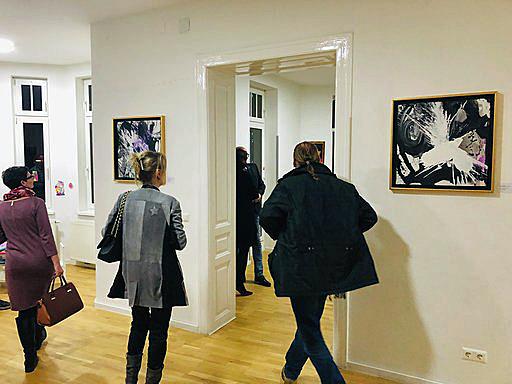Neujahrsaustellung Gallery Adriana Art